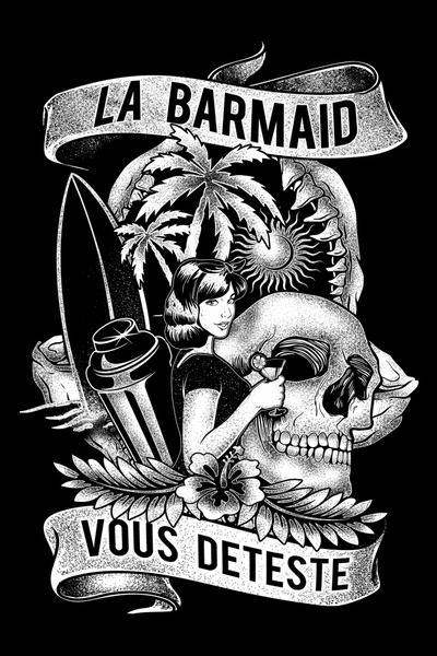 La_Barmaid_Vous_Deteste_Beach-Le_Barman_Vous_Deteste