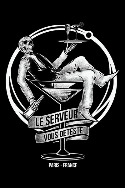 Le_Serveur_Vous_Deteste_Martini-Le_Barman_Vous_Deteste