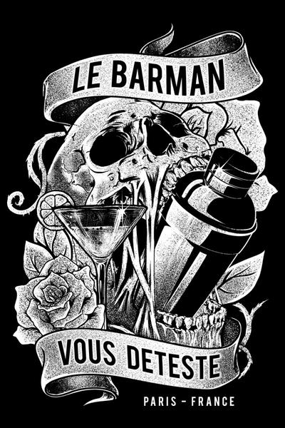 Skull_and_Shaker-Le_Barman_Vous_Deteste